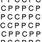 Random letter icon